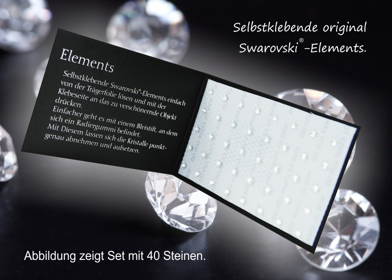 original swarovski elements swarovski r elements wandtattoos wandschablonen. Black Bedroom Furniture Sets. Home Design Ideas