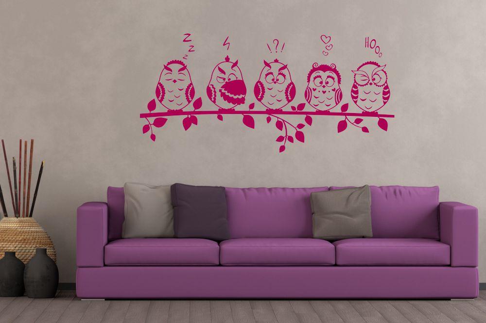 einfach mal andere wandtattoos und wandschablonen kurioses von. Black Bedroom Furniture Sets. Home Design Ideas