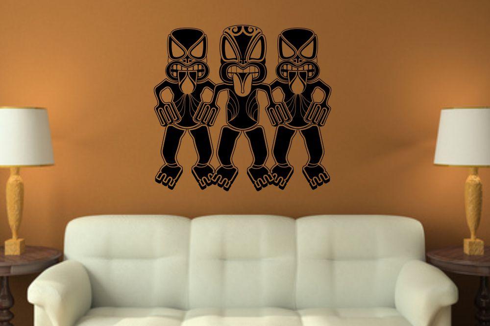 maori wandtattoos und wandschablonen von. Black Bedroom Furniture Sets. Home Design Ideas