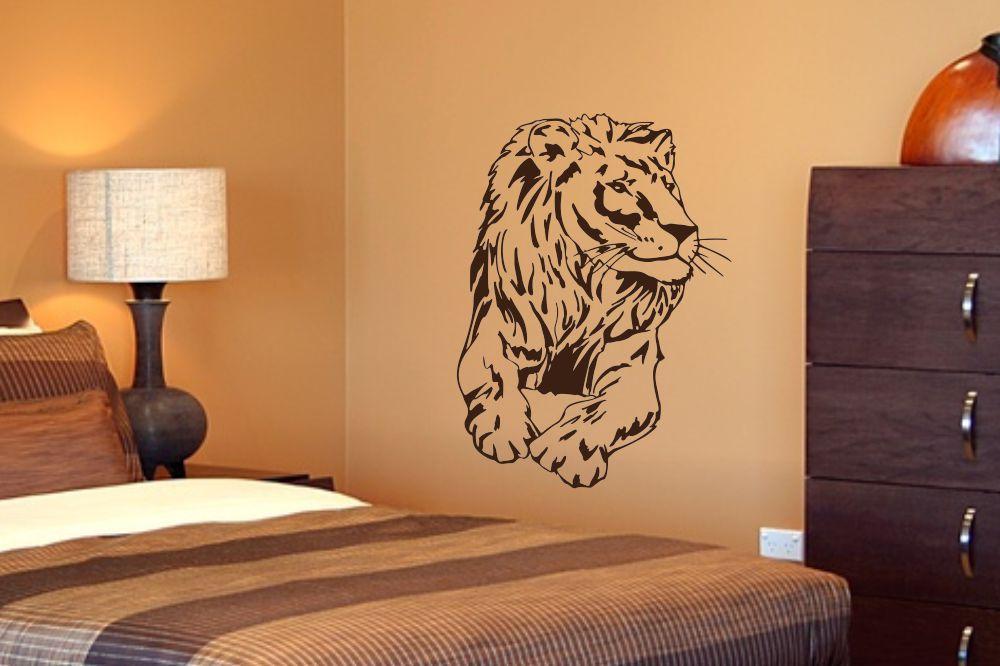 wandtattoo l we. Black Bedroom Furniture Sets. Home Design Ideas