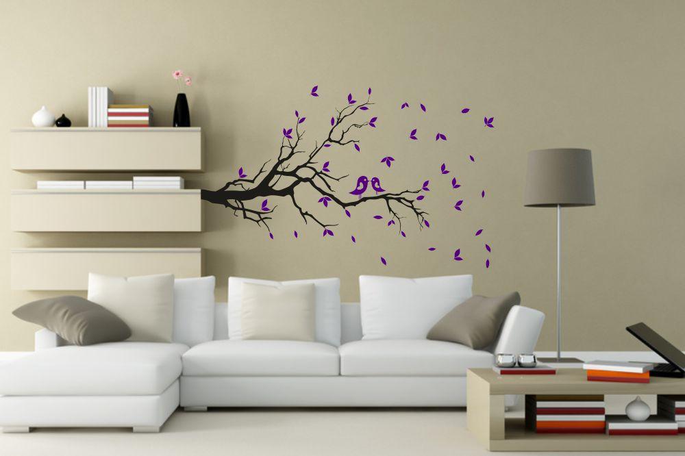 einzigartige wandtattoos und wandschablonen in 2 farben erh ltlich bei. Black Bedroom Furniture Sets. Home Design Ideas
